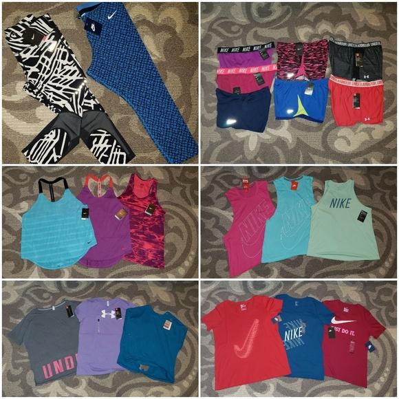 25c541eaa6dfab Nike Pants | Assorted 21pc Set L | Poshmark